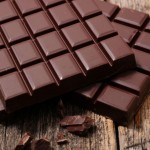 Chocolade sorbet